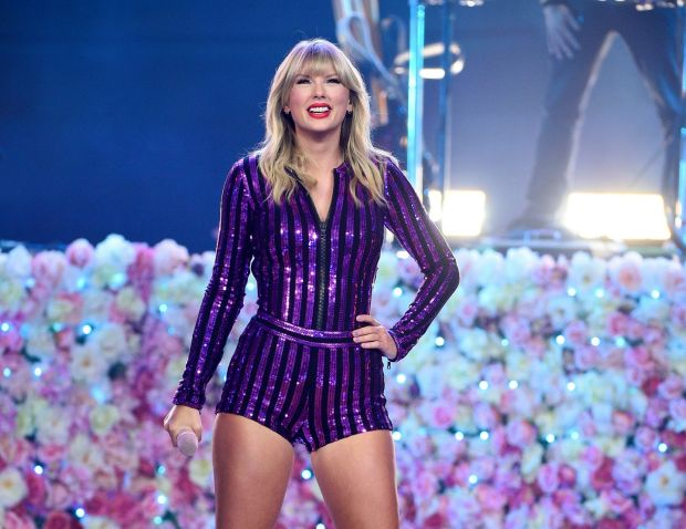 Singer Taylor Swift was named the world's highest-paid entertainer. Photograph: Evan Agostini/Invision/AP
