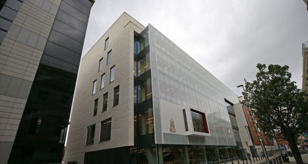Set to become a university: the Royal College of Surgeons in Ireland building on York Street, Dublin 2. Photograph: Nick Bradshaw
