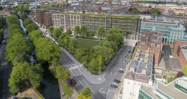 Green light for €350m city quarter at Wilton Park in Dublin 2