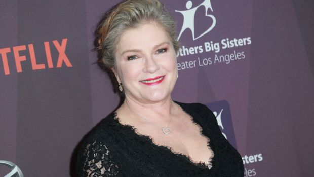Kate Mulgrew: 'There's a kind of wisdom there, especially with older Irish women. I love to talk about these issues with them – abortion, same-sex marriage – there's an understanding of it, that they've seen it all.' Photograph: Leon Bennett/WireImage