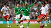 Ireland's Callum Robinson has signed for Premier League club Sheffield United. Photo: Ryan Byrne/Inpho