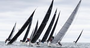The Volvo Dún Laoghaire Regatta has  a record entry of more than 500 boats. Photograph: David Branigan/Oceansport