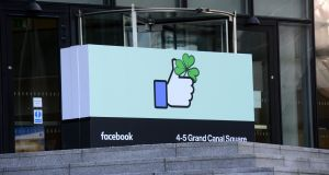Facebook HQ in Dublin: Trade tensions between Europe and the US may increase with French tax initiative. Photograph: Cyril Byrne