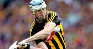 Kilkenny's TJ Reid: his team are extremely reliant on him  to make things happen. Photograph:  Ryan Byrne/Inpho