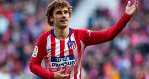 Barcelona announced that Antoine Griezmann will sign a will sign a five-year contract. Photo: Rodrigo Jimenez/Getty Images