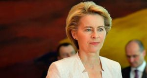 Ursula von der Leyen promises much more intensive dialogue with MEPs. Photograph: Getty