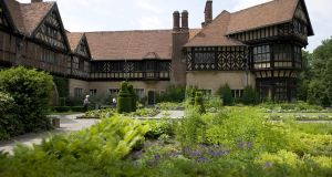 Cecilienhof Palace in Potsdam in northeastern Germany. The heirs of the former Prussian monarchy are seeking the return of artworks and the right of residence in various properties.  Photograph: Barbara Sax/AFP