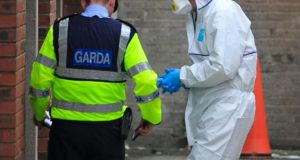 Ireland had a homicide rate of 0.9 per 100,000 people in 2017. File photograph: Gareth Chaney/Collins