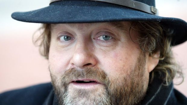 The funeral of comedian and singer Brendan Grace takes place in Dublin today. Photograph: Collins
