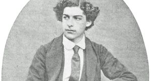 A young Arthur Sullivan in 1858, from vol 42 of The Musical Times, 1901.