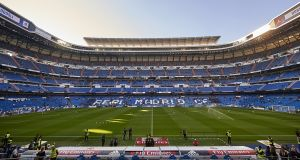 The Bernabéu is one of the real bucket lisrt entries when it comes to football stadiums around the world. Photo: Quality Sport Images/Getty Images