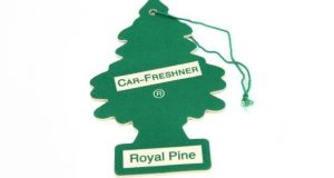 The Little Trees air freshener was created  in 1952 by Julius Sämann, a German-Jewish chemist who fled the Nazis