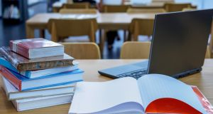 The most expensive item at secondary school level was books at €220. File photograph: iStock
