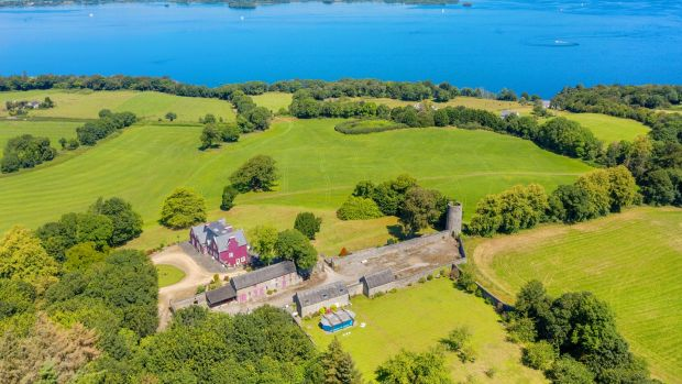 Garrykennedy House, Portroe, Co Tipperary: 486sq m five-bed is for sale for €1.9 million.
