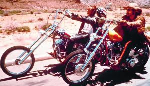 Made for $400,000, Easy Rider  took $60 million at the box office