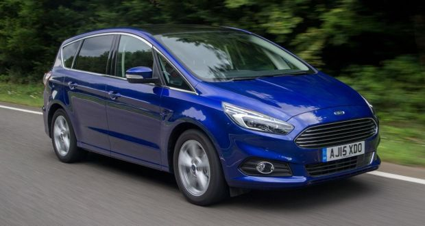 Best Buys People Carriers Ford S Roomy S Max Is King Of The Mpvs