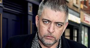 Karl Shiels appeared in RTÉ's Fair City, and in many stage productions. Photograph: RTE/PA Wire