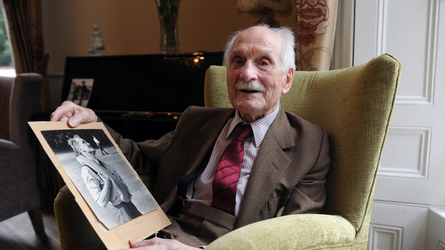 Battle of Britain pilot at 100: 'The only advice I can give to people is be Irish'