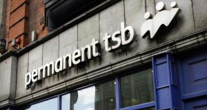 PTSB paid a record fine of €21m following Central Bank investigation on overcharging. Photograph: Bryan O'Brien