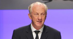 The accounts show that pay to the firm's three directors – Paul Costelloe (above), Anne Costelloe and Gerald Mescal – fell to €365,534 from €581,329 for the 12 months to the end of August last.