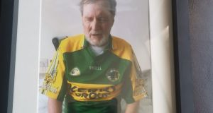 John Lynch, from Ballylongford, Co Kerry, died last month. Photograph: Daniel Keane
