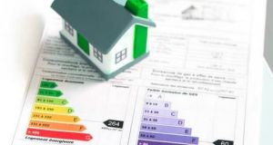 Income tax credits for people who retrofit their homes to make them more energy efficient are proposed in a new plan from senior Government officials.  Photograph: Getty Images