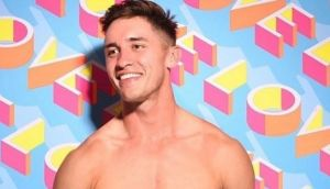 Greg O'Shea, the newest resident of the villa on Love Island. Photograph: Instagram