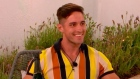 Greg O'Shea enters the Love Island villa
