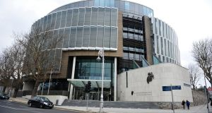 The Criminal Courts of Justice, in Dublin. File photograph: Aidan Crawley