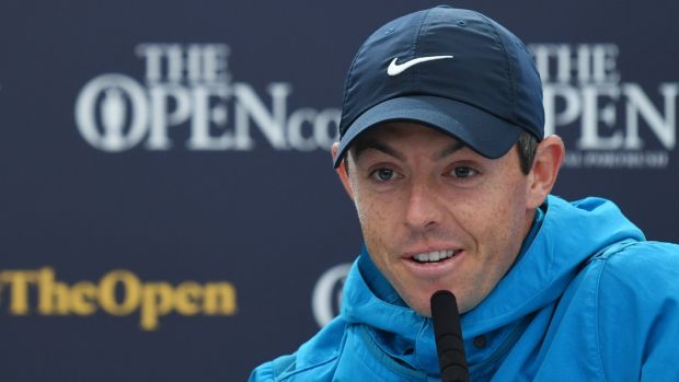 "Rory McIlroy: ""If I keep doing that, then the wins will come and everything else just falls into place."""