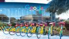 Google's Mountain View headquarters in California. Photograph: iStock