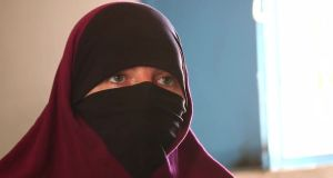 Lisa Smith: 'You can't blame me for what the Islamic State done. I don't hold the same beliefs as them.' Photograph: BBC