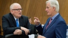 Timmermans: UK Brexit negotiators were 'running around like idiots'