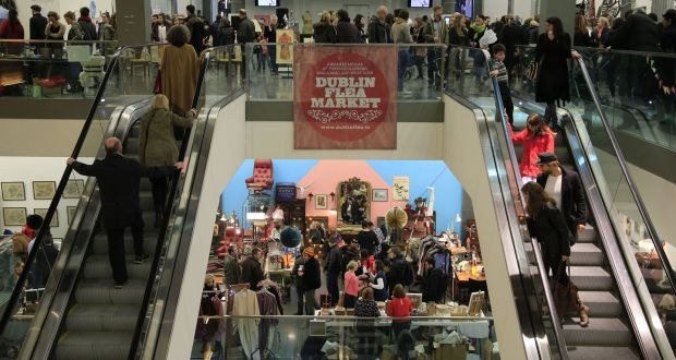 Dublin Christmas Market 2021 Dublin Flea Christmas Market To Cease Operations