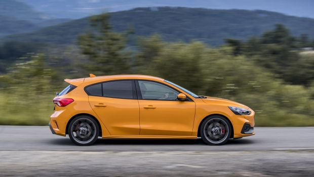 The Ford Focus ST's uninspiring styling lets it down compared with the power under its bonnet