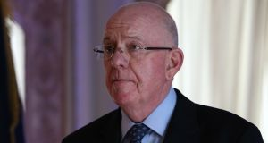 Minister for Justice Charlie Flanagan: Ireland's asylum system is 'under some stress', he said. 'We all know the numbers for direct provision.' Photograph: Crispin Rodwell for The Irish Times