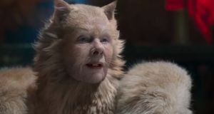 Judi Dench in Cats