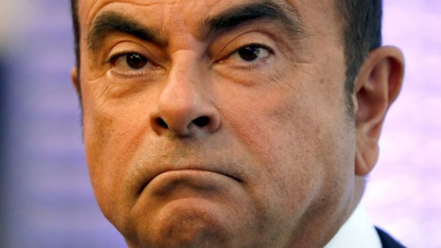 Carlos Ghosn, the former 'boss among bosses' is under arrest in Japan.