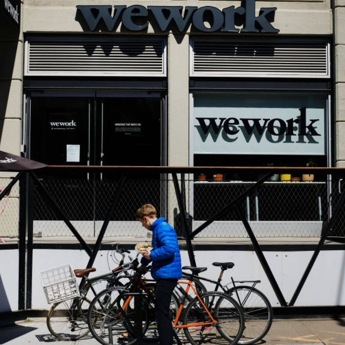 WeWork boss's move to extract cash adds to red flags before IPO