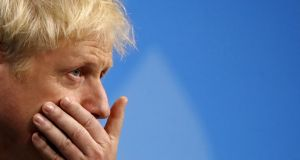 The imminent arrival of Boris Johnson in Downing Street – a prospect that would have been dismissed as madcap just a few years ago – is a measure of the malaise infecting British politics. Photograph:  Tolga Akmen/AFP/Getty Images