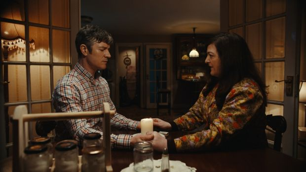 Barry Ward and Maeve Higgins in Extra Ordinary, the Screen Ireland-supported film that won Best Irish Film at last week's Galway Film Fleadh