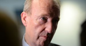 "Minister for  Sport Shane Ross said that ""if corporate kings or queens retain positions of power for too long, they can develop bad habits"". File photograph: Alan Betson/The Irish Times"