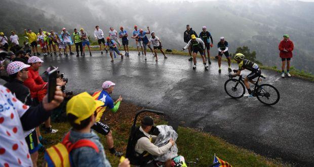 Tour De France 2020 Stage 15 Tour de France: Dan Martin fights back as Yates takes stage 15
