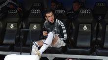 Gareth Bale: won the Champions League four times in his six years in Spain. But he is now heading for the exit door as he is not in head coach Zidane's plans. Photograph:  Denis Doyle/Getty Images