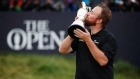 The Open: Shane Lowry's hero's welcome at the 18th