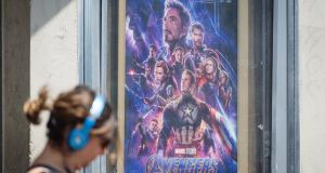 Avengers: Endgame has taken in almost €2.5 billion since its release three months ago.   Photographer: David Paul Morris/Bloomberg