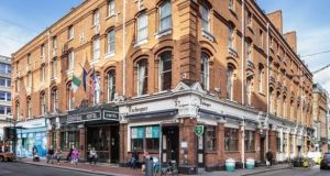 Central Hotel: the 130-year-old business was acquired along with nearby Trinity Street Car Park for an undisclosed sum