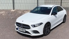 Our Test Drive: the Mercedes-Benz A-Class