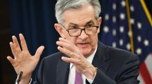 US Federal Reserve chairman Jerome Powell .