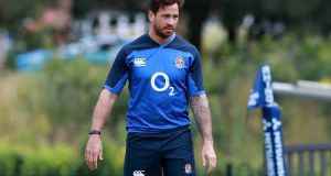 Danny Cipriani left out of England squad for Italy training trip